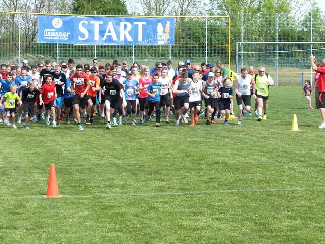 5000m-Lauf